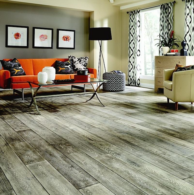 Modern color tones with rustic depth.