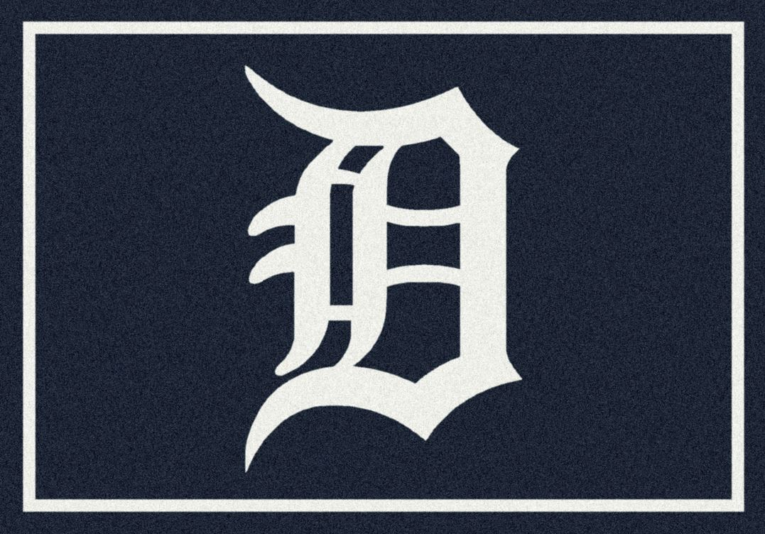 Detroit Tigers Spirit Area Rug - MLB