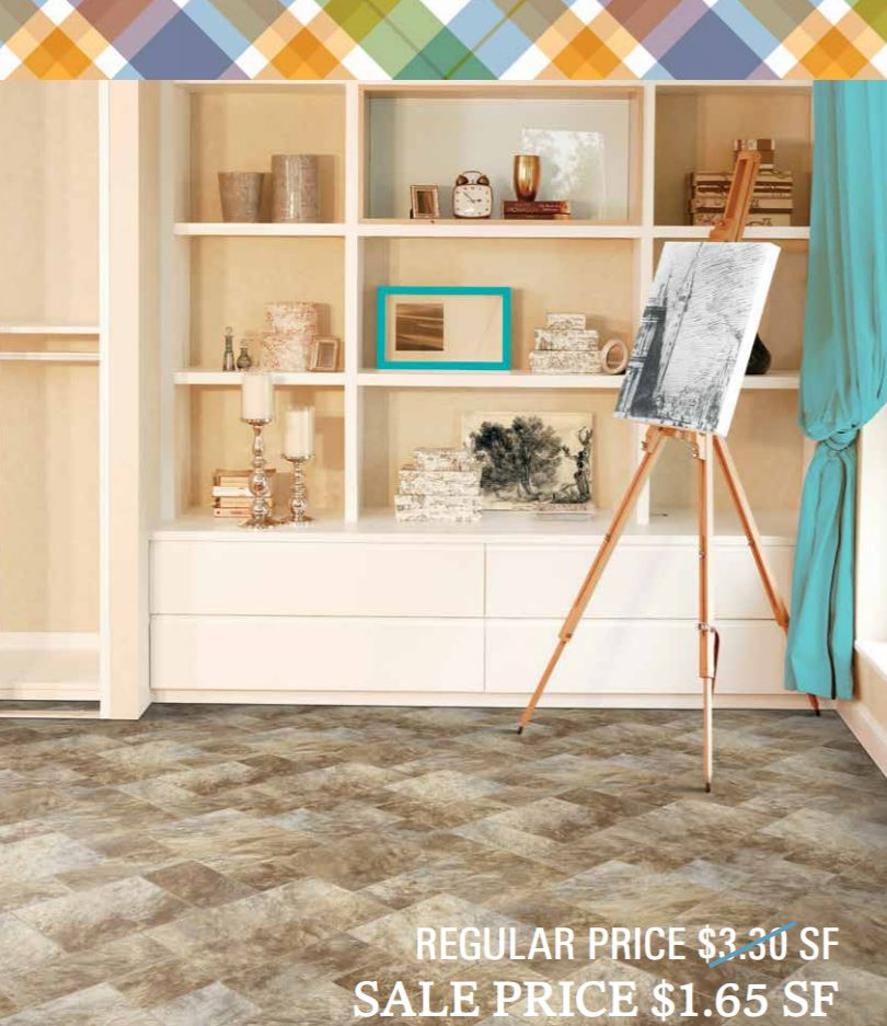Custom Surface Flooring: Hard Surface Flooring Sale