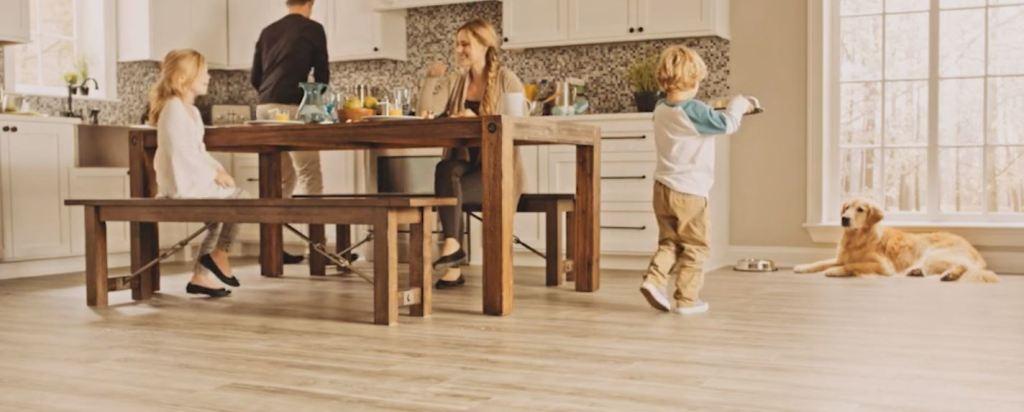 Mohawk SolidTech Luxury Flooring