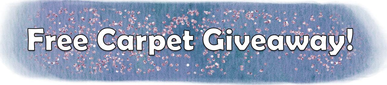 Free Carpet Giveaway