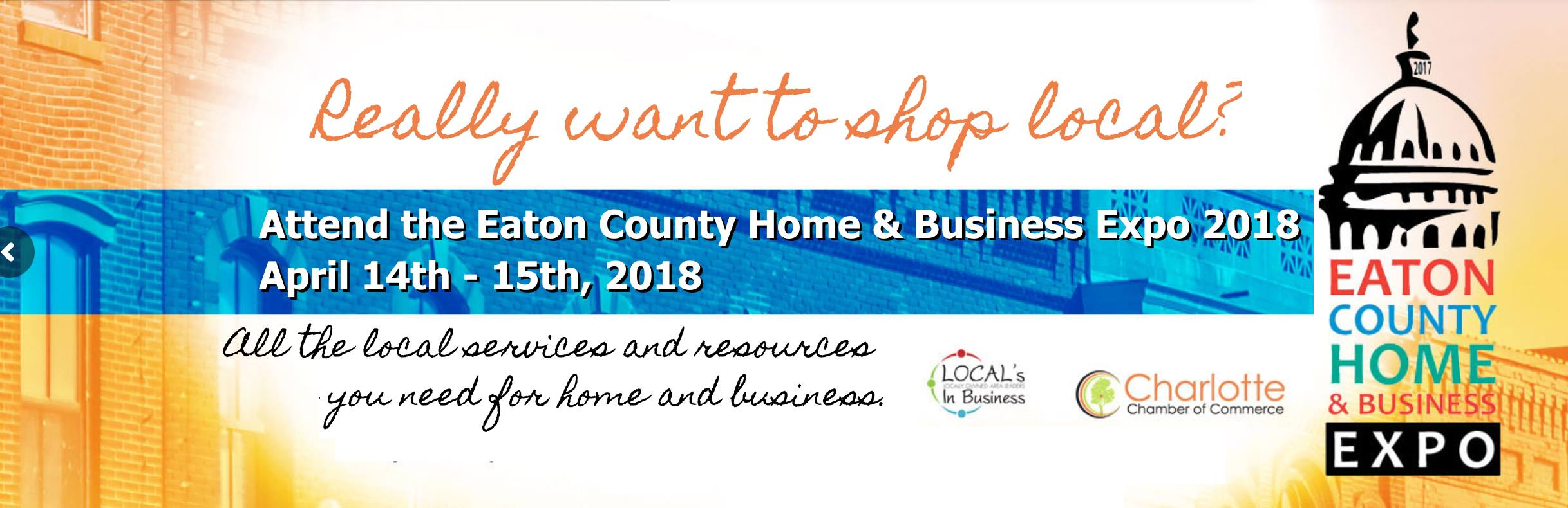 Eaton County Home and Business Expo 2018