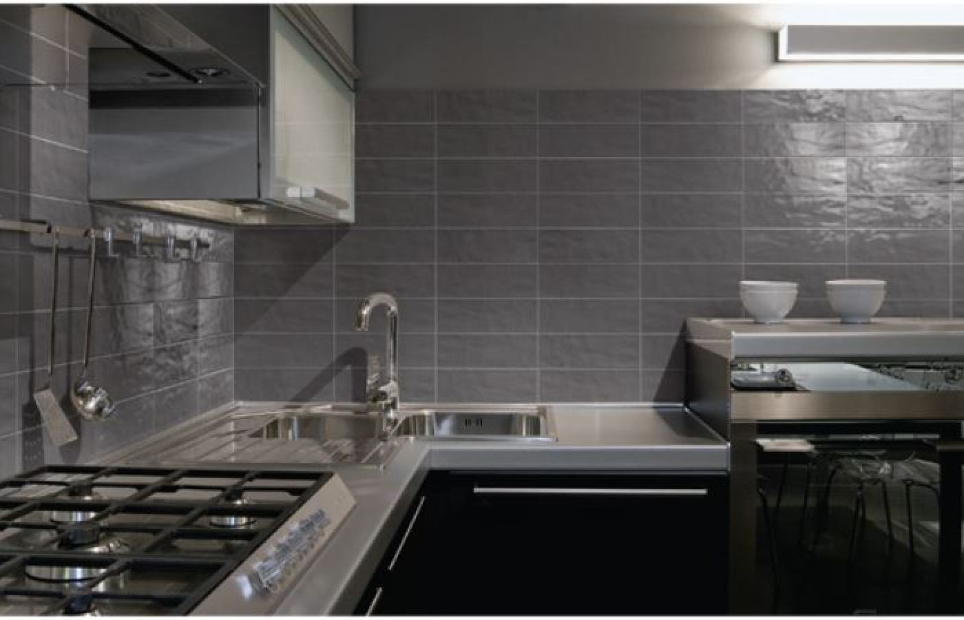 Marlow Textured Ceramic Subway Tiles