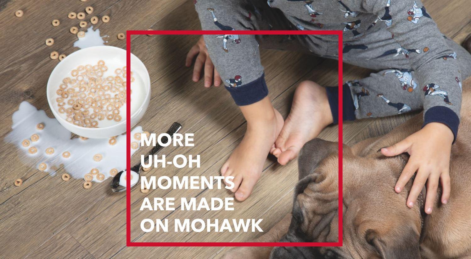 Mohawk Revwood Waterproof Flooring