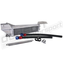 DODSON R35 THXK TRANSMISSION HEAT EXCHANGER KIT with low temp thermostat NISSAN GT-R R35 (DMS-8377)