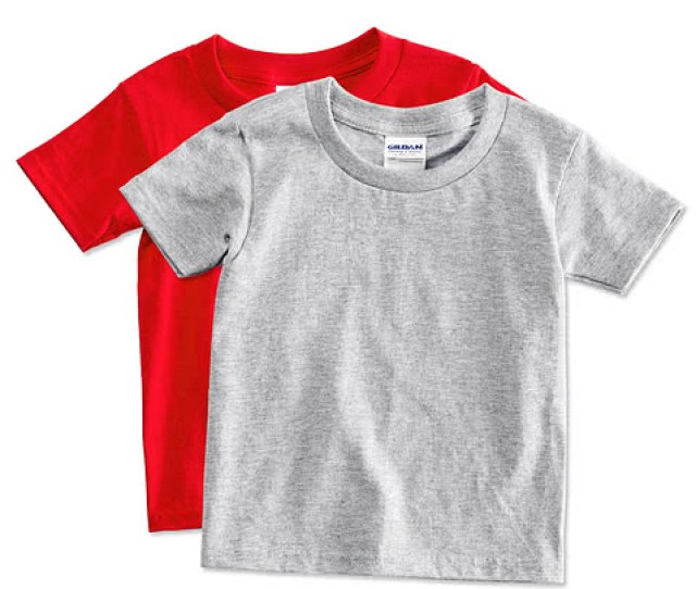 Gildan Toddler  Cotton T Shirt