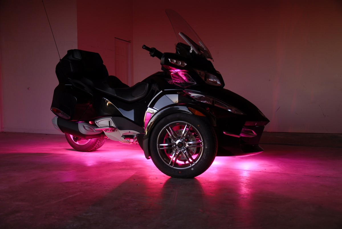 Kit Motorcycle Light Led Best