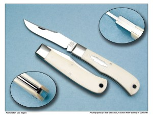 Doc Hagen – Back Pocket Knife Slipjoint