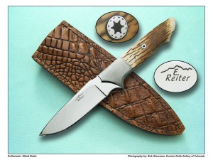 Elliot Reiter Crackle Mammoth Fighter