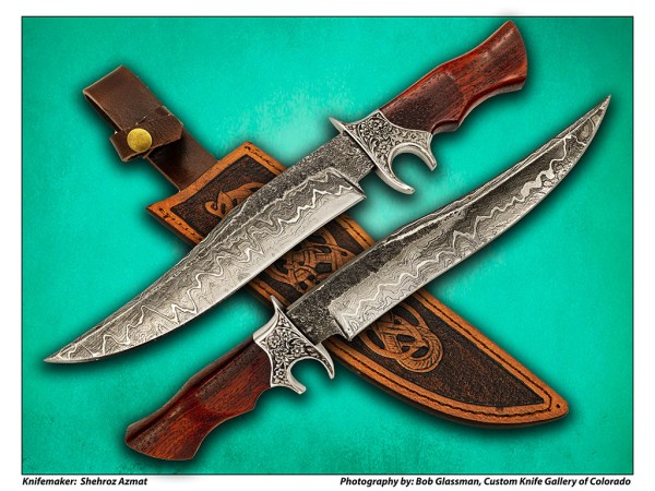 Shehroz Azmat Engraved Fighter