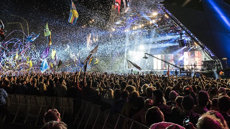 Glastonbury Festival Headline Rumours