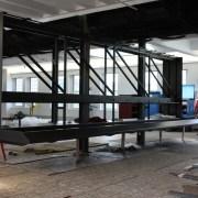 Custom Metal Fabrication for Wall Mount