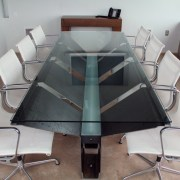 Metal Desk Fabrication