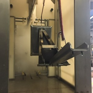 Item Exits the Wash Plant