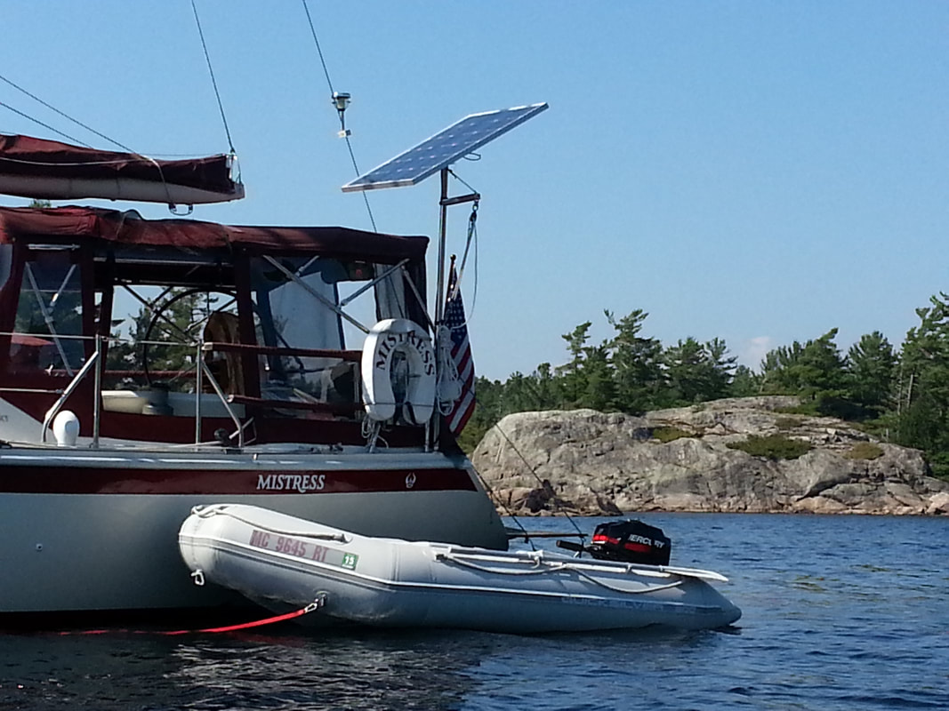 How To Select And Size A Solar System For Your Boat