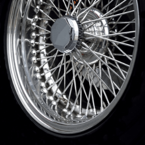 Wire Spoked Wheel