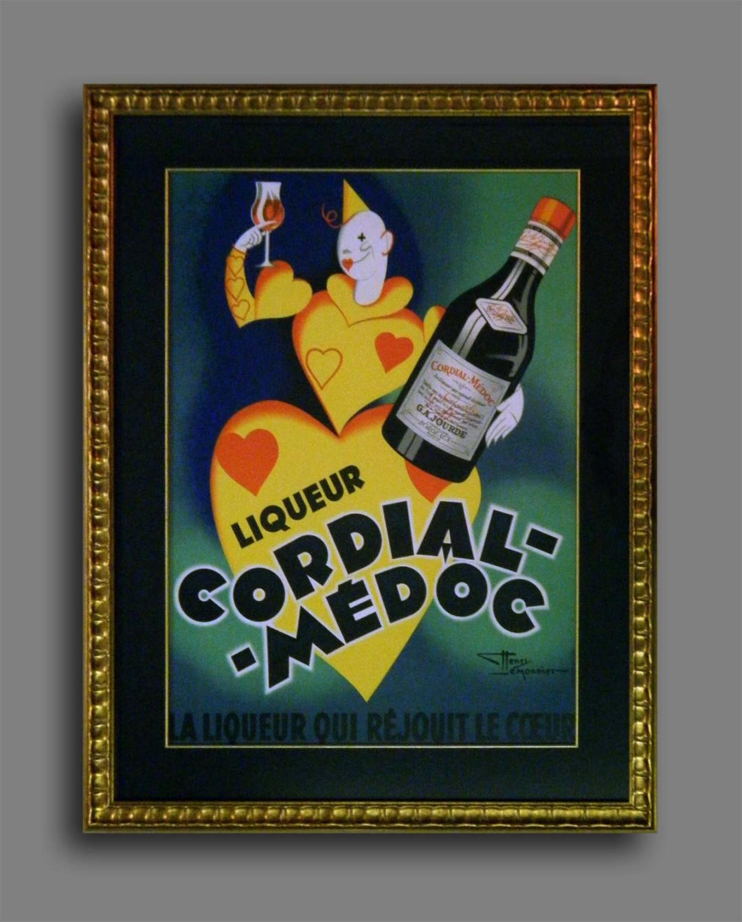 Cordial Medoc Advertising