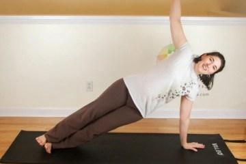 Side plank, Vasisthasana