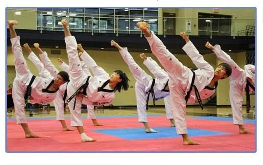 What is Taekwondo?