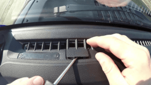 Install Vector Offroad JLE-Dock for clean olid Mounting Point in car