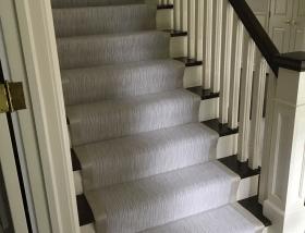 Custom Stair Runners Custom Stair Runners | Custom Carpet Runners For Stairs | Wood | Stair Treads | Landing | Carpet Workroom | Flooring