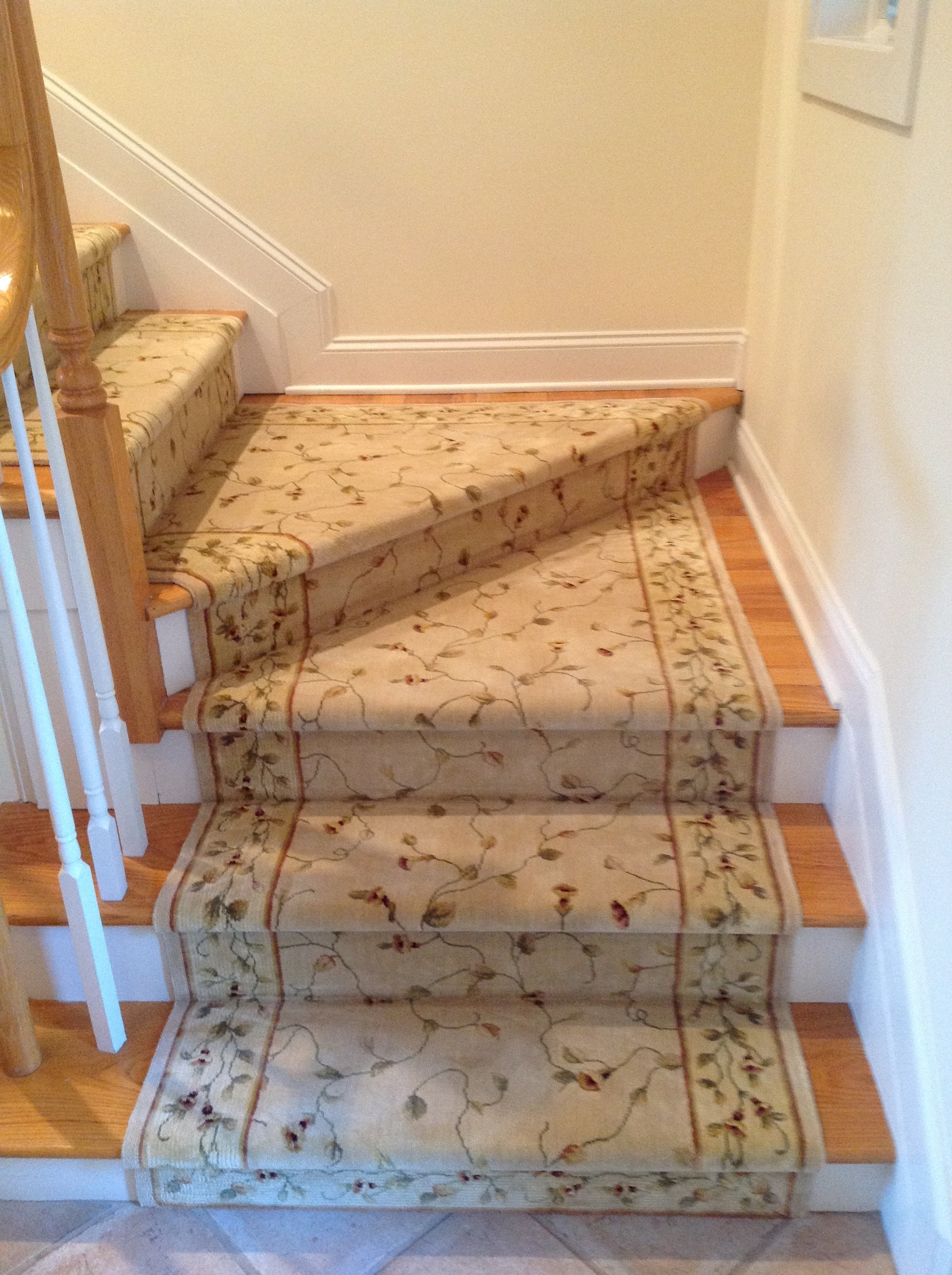 Custom Stair Runners Pie Shaped Stair Runners   Custom Stair Runners Near Me   Flooring   Basement Stairs   Staircase Makeover   Animal Print   Staircase Remodel