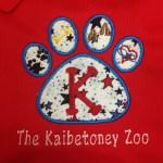 logo for kaibetoney zoo