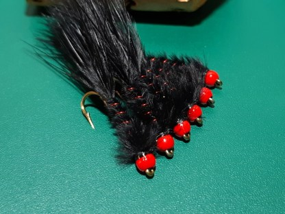M&M Black & Red Leech