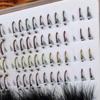 BC Interior Chironomid Fly Pack 48