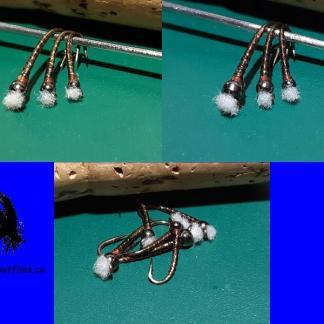 BO Rats & Cats Chironomid Pupa Flies