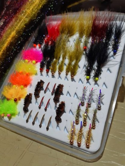 Meat & Potato Ice Off Fly Pack 51