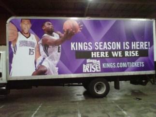 Wrap for Sacramento Kings