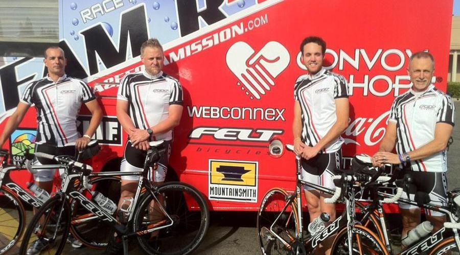 Race For a Mission ~ RV Wrap Sacramento