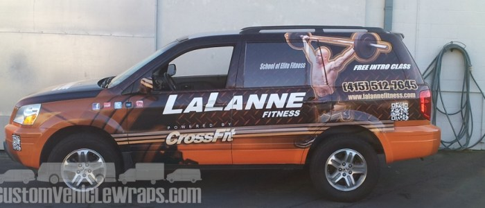 LaLanne CrossFit SF – Look Better Naked