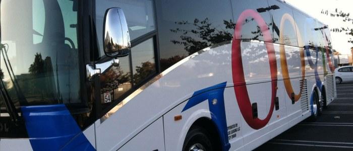 Bus Wrap for Google