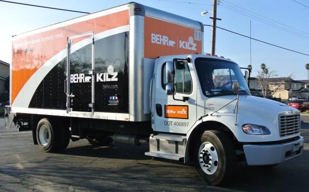behr truck wrap 2