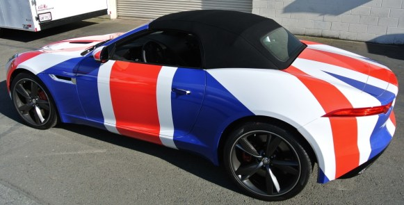 british motor car wrap diag top