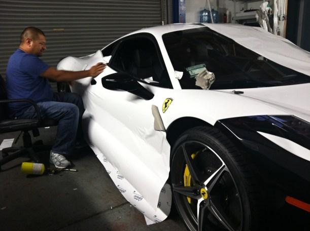 Ferrari Color Change 4