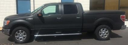 matte wrap f150 truck 19