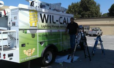 Wil-Cal Truck Wrap 2