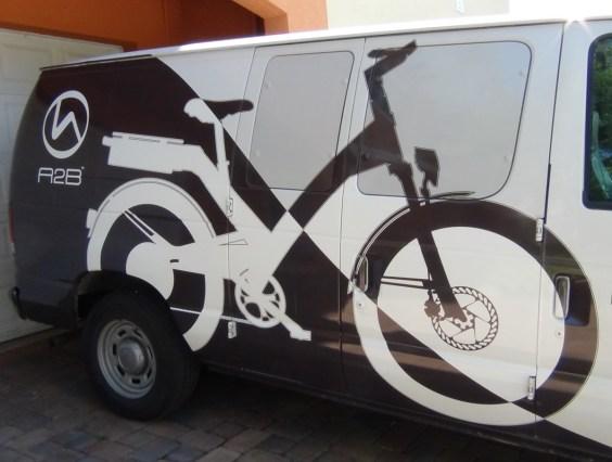 a2b van wrap 2