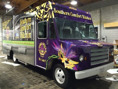 soco Food Truck Wrap 2