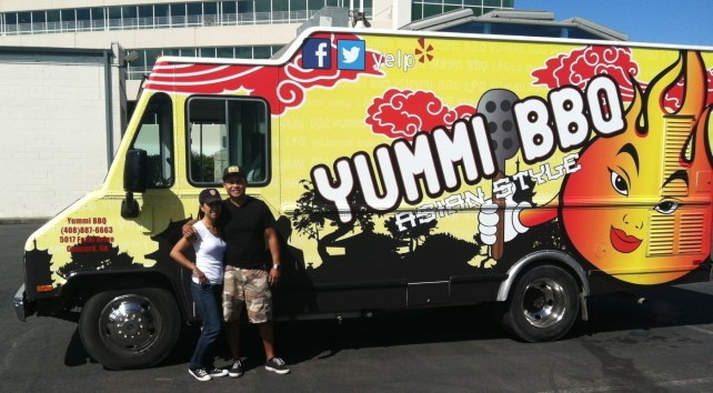 yummibbq food truck wrap6