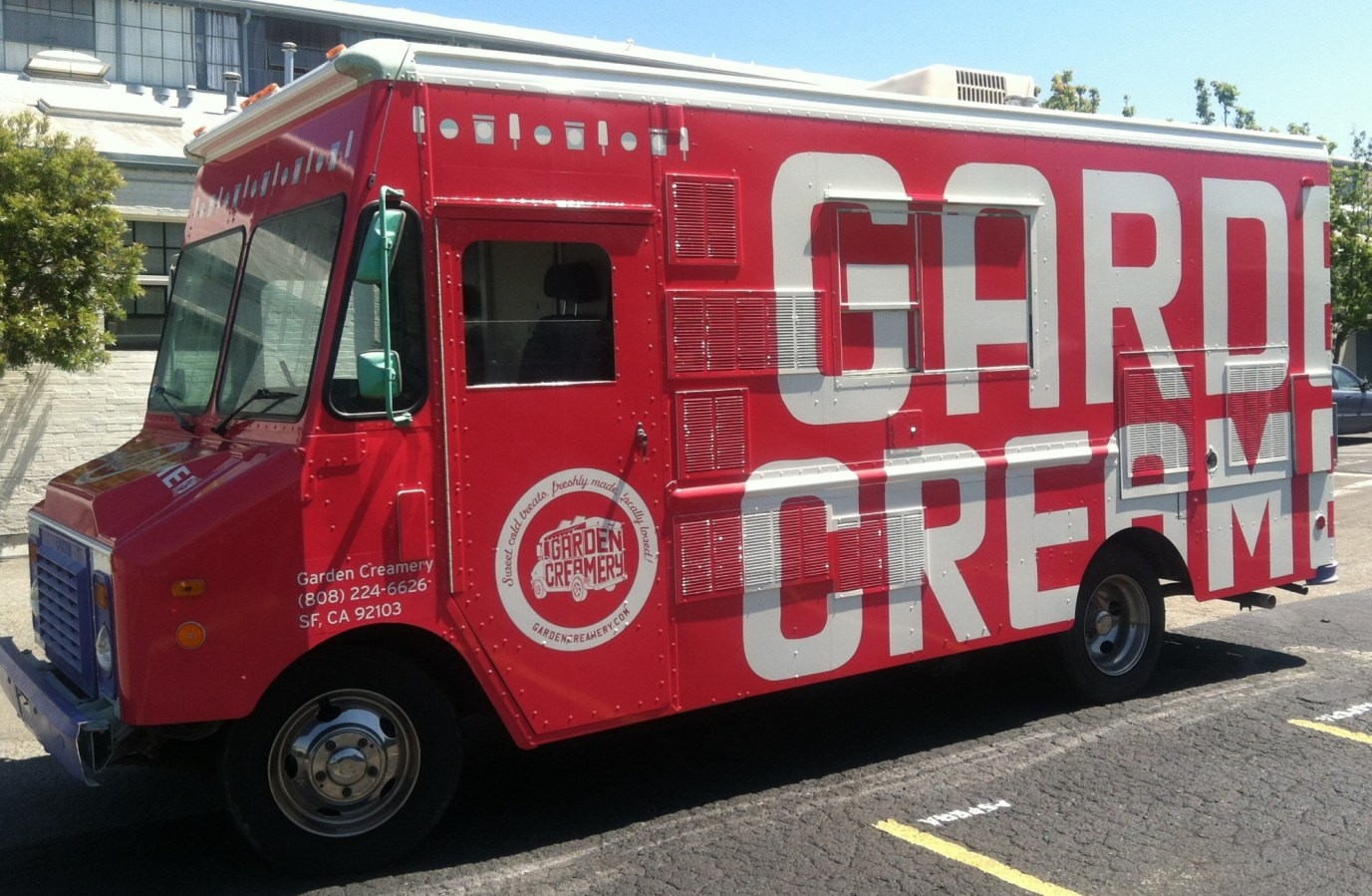 Graden Creamery Truck Wrap-11