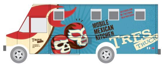 tres food truck wrap graphic-01