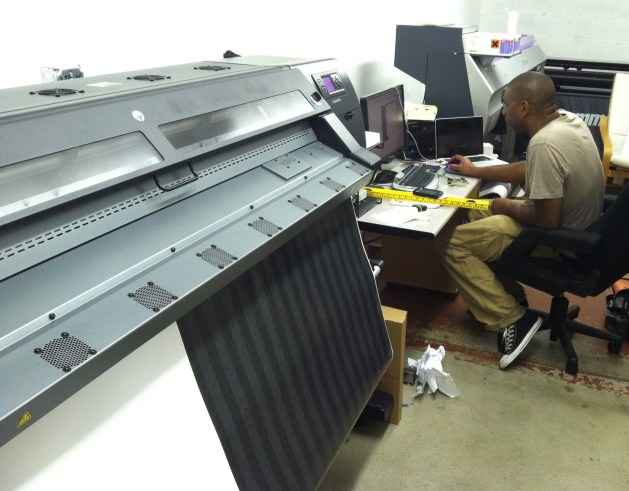 Printing Vinyl Wraps