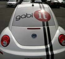 Car Wrap for Gablit