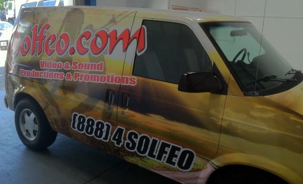 Van Wrap for Solfeo