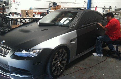 matte black bmw wrap-16