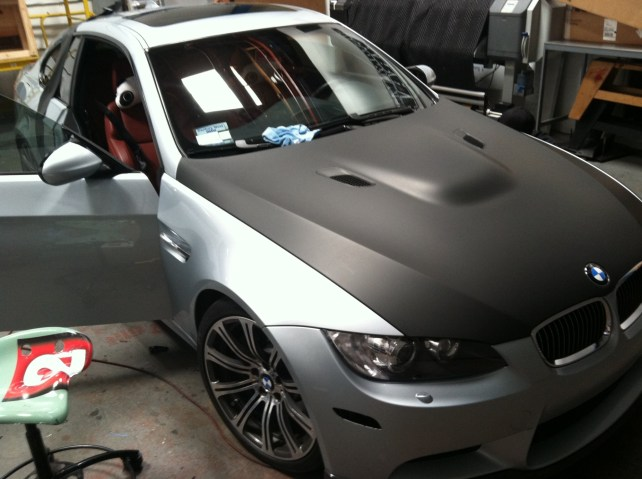 matte black bmw wrap-22